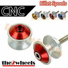 Aluminium Savage Swingarm Spools Sliders M8 / 8mm for Honda CBR1000RR / CBR600RR