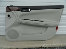 Chevy Impala Passenger Right Side Front Door Panel Trim 06 07 08 09 10 11 12 13