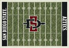 San Diego State Aztecs Football Field Rug