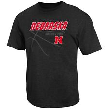 Nebraska Cornhuskers Basketball T-Shirt Fast Break Short Sleeve