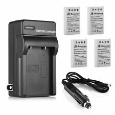 EN-EL5 Battery for Nikon Coolpix S10 P530 P520 P510 P500 P100 P90 + Charger