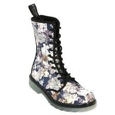 Boots & Braces - easy 10-hole TR September Women's Boots Flowers Boots Rangers