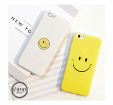 Happy Sweet Smiling Funny Face Hard Case Cover For Apple iPhone 6 6SPlus 5 5s SE