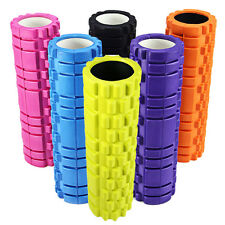 Fitness EVA Yoga Foam Roller for Home Gym Pilates Physiotherapy Massage -SAU