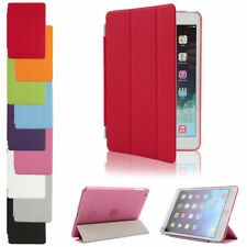 Premium Ultra Thin PU Leather Smart Stand Cover Case for iPad 2 3 4/mini/Air lot