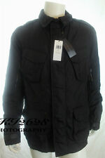 BNWT RALPH LAUREN BLACK LABEL BLACK JACKET ESCAPE TABARD MADE IN ITALY RRP £595