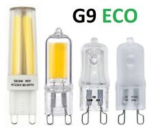 G9 Halogen ECO Light Bulbs Clear Frosted 240V 18W 25W 28W 40W 50W Watts Dimmable