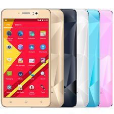 """5.5"""" Unlocked Android Cell Phone Quad Core Sim 3G GSM T-Mobile AT&T Smartphone"""
