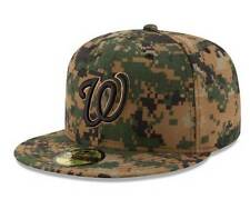 Official MLB 2016 Washington Nationals Memorial Day New Era 59FIFTY Fitted Hat