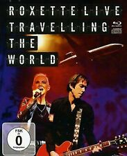 ROXETTE: LIVE - TRAVELLING THE WORLD NEW REGION B BLU-RAY