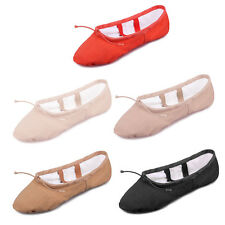 Ballet Shoes Breatable Cavans Ballet Dance Shoes Practice Gym Dance Shoes Girls