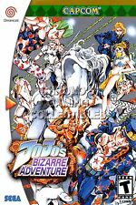 RGC Huge Poster - JoJo's Bizarre Adventure Sega DreamCast BOX ART - SDC052