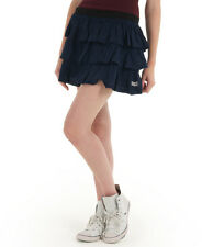 New Womens Superdry Vintage Thrift Bouquet Skirt Navy
