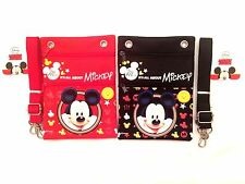 Mickey Mouse Shoulder Bag ID Holder