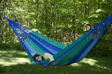 New Nylon Family Mexican Hammocks | Large Breezy Point® Mayan Hammock Outdoors