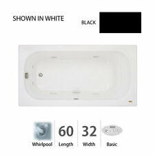 "Jacuzzi LUX6032 WLR 2XX 60"" x 32"" Luxura® Drop-In Comfort Whirlpool Bathtub"