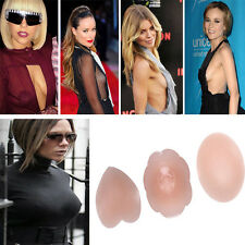 Sexy Reusable Self Adhesive Silicone Breast Bra Petal Nipple Cover Pad Pasties