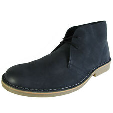 Steve Madden Mens Tristt Casual Lace Up Chukka Boot Shoe