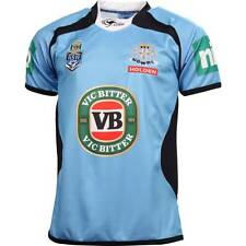 NEW SOUTH WALES STATE OF ORIGIN NSW BLUES 2014 MENS PLAYERS REPLICA JERSEY