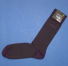 NWT Hugo Boss Men's Assorted Solids or Patterned Trouser Dress Socks