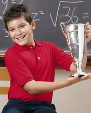 French Toast - Boys' Short Sleeve Pique Polo - A9084 School Uniform Sizes:5-20