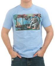 Where the Wild Things Are Book Art T-Shirt