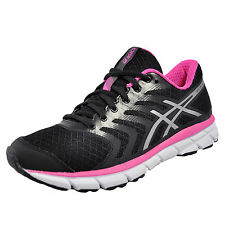 Asics Gel Xalion 3 Womens Running Shoes Fitness Gym Trainers Carbon Black