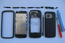 Fascia Housing Cover Case Faceplate for Nokia 5800 Xpress Music + Dail Keypad