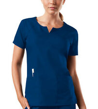 Galaxy Cherokee Workwear Round Neck Scrub Top 4824 GABW
