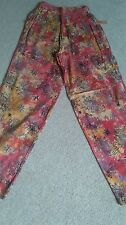 Gelert Trousers size XS size 8/10 pure cotton womens ladies
