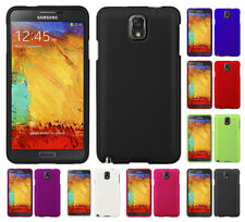 RUBBERIZED PROTEX HARD CASE PROTECTOR COVER FOR SAMSUNG GALAXY NOTE 3 III PHONE