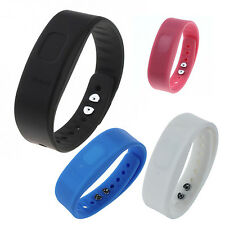 10X(USB Bluetooth Incoming Call Vibrate Alert Anti-lost Band Bracelet DW