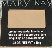Lot of THREE Mary Kay Creme to Powder Foundation Makeup. Choose your shade!!