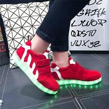Women led shoes  luminous shoes glowing flashing new simulation shoes