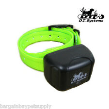 DT Systems RAPT 1400 Add-On Extra Replacement Dog Collar Receiver Green