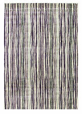 NEW Striped Stripe Lines Bedroom Living Room Modern Design Luxury Deluxe Rug