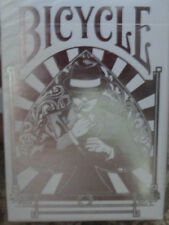 BICYCLE MADE SILVER PLAYING CARDS / NEW  RARE