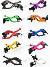 Short/Long CNC Clutch Brake Levers for KAWASAKI ZX6R/636 Z1000 07-16 ZX10R 06-15