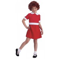 Annie Costume Kids Little Orphan Annie Halloween Fancy Dress