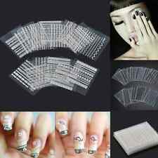 3D Nail Art Stickers Decals Manicure Decoration Nail Accessories gift 30 Sheet