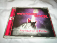 Weathered Rock - Resistance Is Futile... (CD Album)