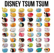 Disney Tsum Tsum Squishy Figures! SERIES 1! COMPLETE YOUR COLLECTION!