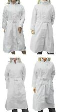 CATHEDRAL Raincoat Ladies White Breathtex Duraproof 3 In 1 Lined Teflon Coated
