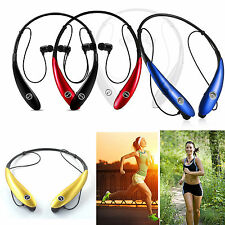 Sport bluetooth headset stereo headphone Earbud For Samsung iPhone Cell phones