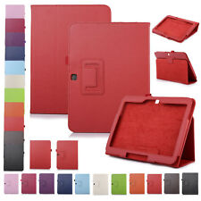 Protector For Samsung Galaxy Tab3 10.1 P5200 Leather Stand Folio Case Cover