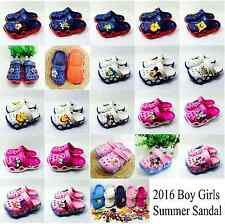 Hot Selling Kids Sandals Croc Shoes Garden Clogs For Boys/Girls with Shoe Charms