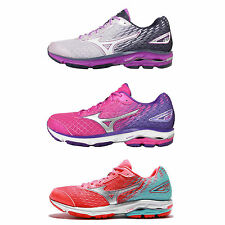 Mizuno Wave Rider 19 D Wide Womens Running Shoes Sneakers Trainers Pick 1