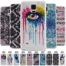 Various Fashion Gel Silicone TPU Soft Rubber Shockproof Case Cover For Samsung