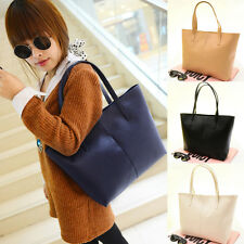 Fashion Handbag Lady Shoulder Bag Shopper Tote PU Leather Women Messenger Purse