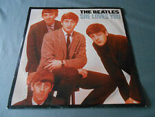 THE BEATLES - She Loves You - Picture Sleeve - Reissue - Ex+ Cond. - R 5055